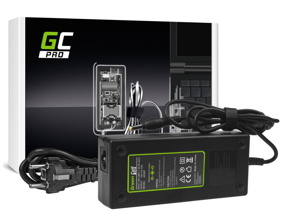Green Cell PRO töltő AC adapter Acer Aspire 7552G 7745G 7750G V3-771G V3-772G 19V 6.32A 120W