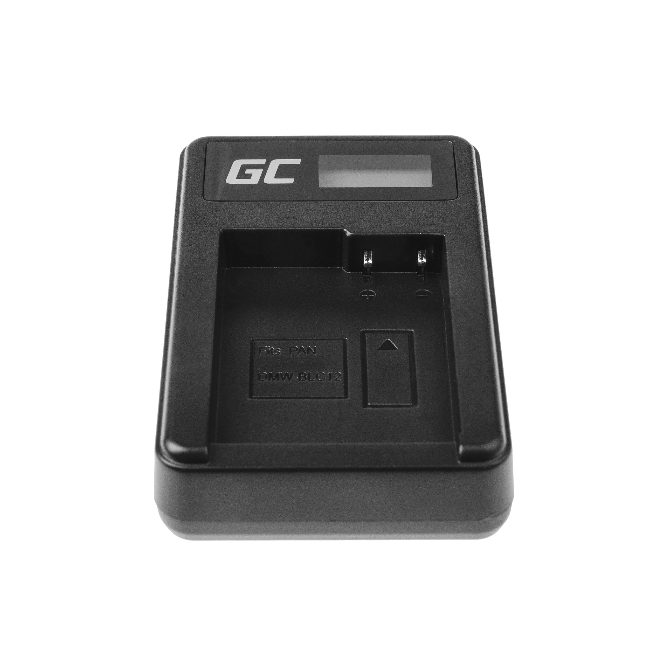 Green Cell Nabíječka DE-A79B pro Panasonic FZ2000, G81, FZ1000, FZ300, G6M, GX8M, G70M, G70KA, GX8EG-K, GX8, G70