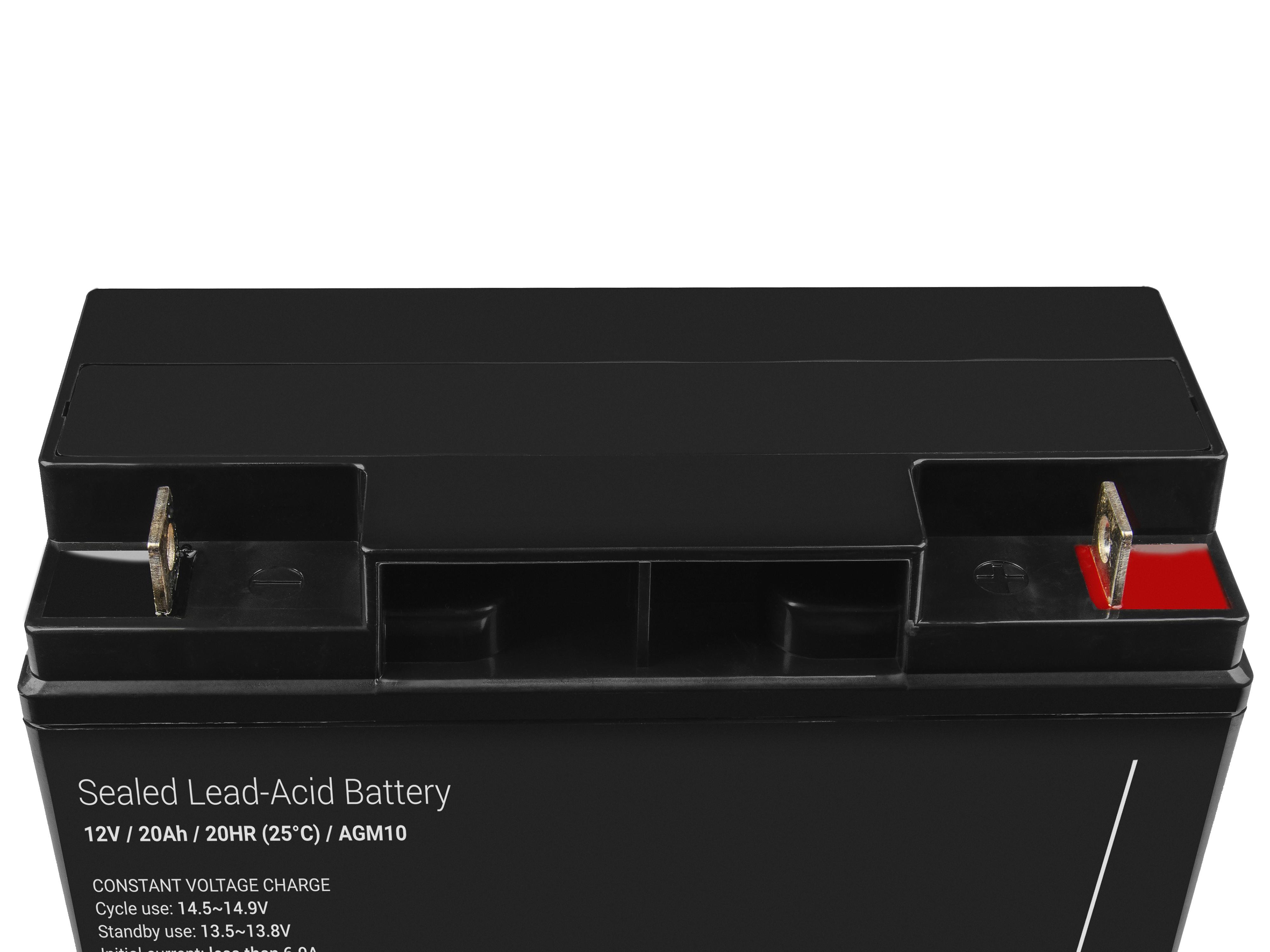 Green Cell AGM Baterie 12V 20Ah