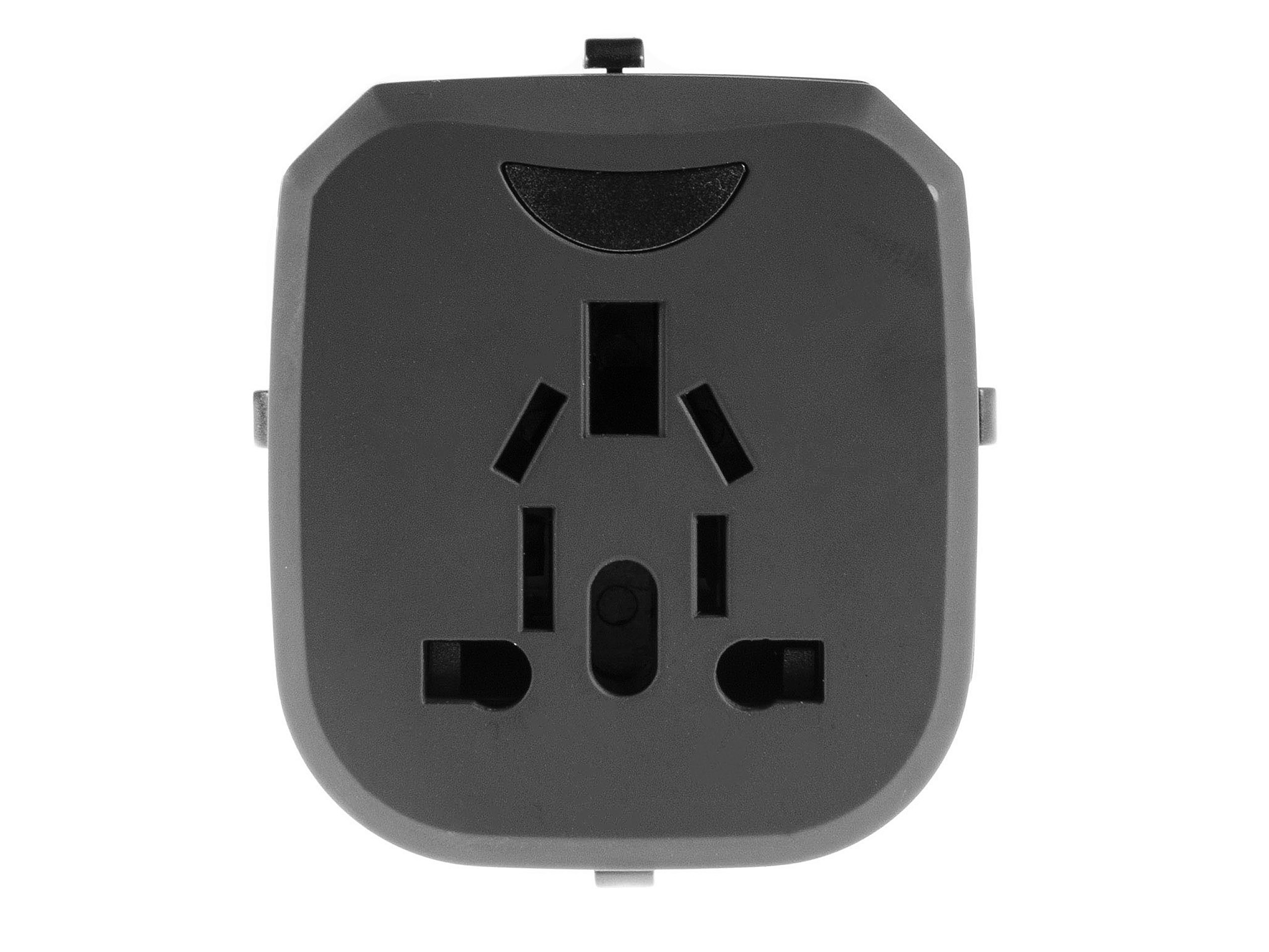 Green Cell ® Universal Adapter to Electrical Outlet with USB ports