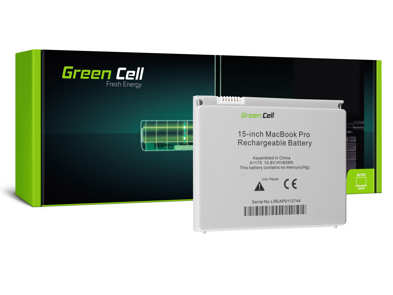 "Green Cell AP01 Baterie Apple A1175/A1078/A1175/Apple Macbook Pro 15"" 56Wh Li-Pol – neoriginální"