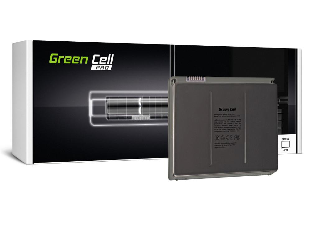 Green Cell Pro akkumulátor Apple Macbook Pro 15 A1150 A1211 A1226 A1260 2006-2008 / 11,1V 5600mAh
