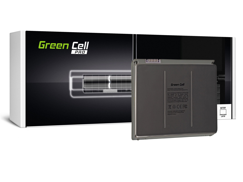 Green Cell AP01PRO Baterie Apple A1175/Apple MacBook Pro 15/A1150/A1211/A1226/A1260 60Wh Li-Pol – neoriginální