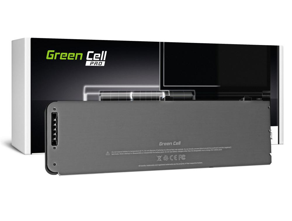 Green Cell Pro akkumulátor Apple Macbook Pro 15 A1286 2008-2009) / 11,1V 5200mAh