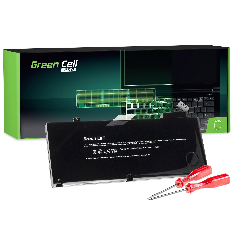 Green Cell AP06PRO Baterie Apple A1322/A1278/Apple Macbook Pro 13' 63,5Wh Li-Pol – neoriginální