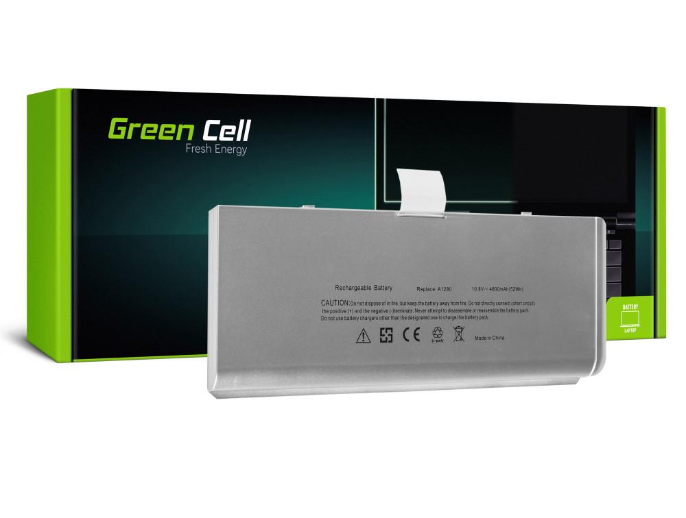 Green Cell akkumulátor Apple Macbook 13 A1278  (Late 2008) / 11,1V 4200mAh