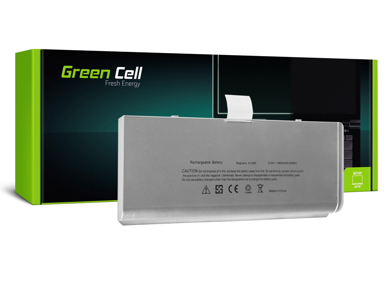 Green Cell AP07 Baterie Apple A1280/Apple Macbook 13' 52Wh Li-Pol – neoriginální