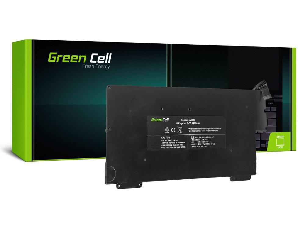 Green Cell akkumulátor Apple Macbook Air 13 A1237 A1304 2008-2009 / 7,4V 4400mAh