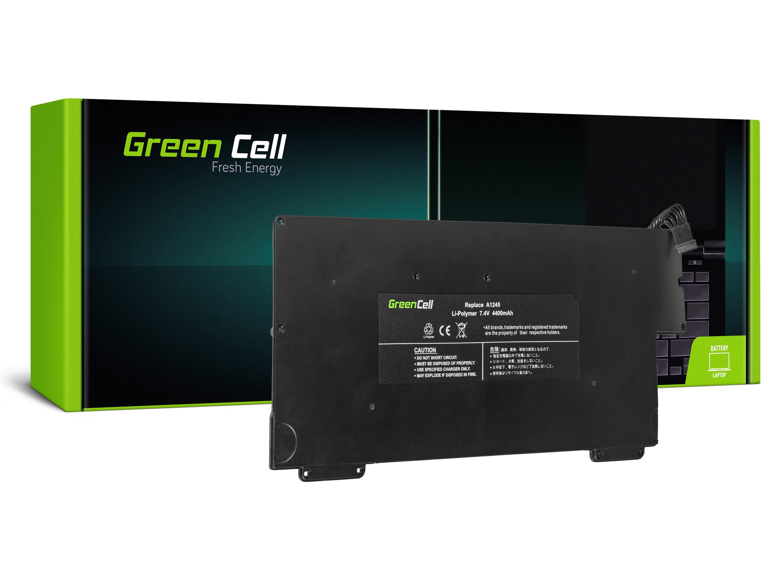 Green Cell Baterie pro Apple Macbook Air 13 A1237 A1304 2008-2009 / 7,4V 4400mAh