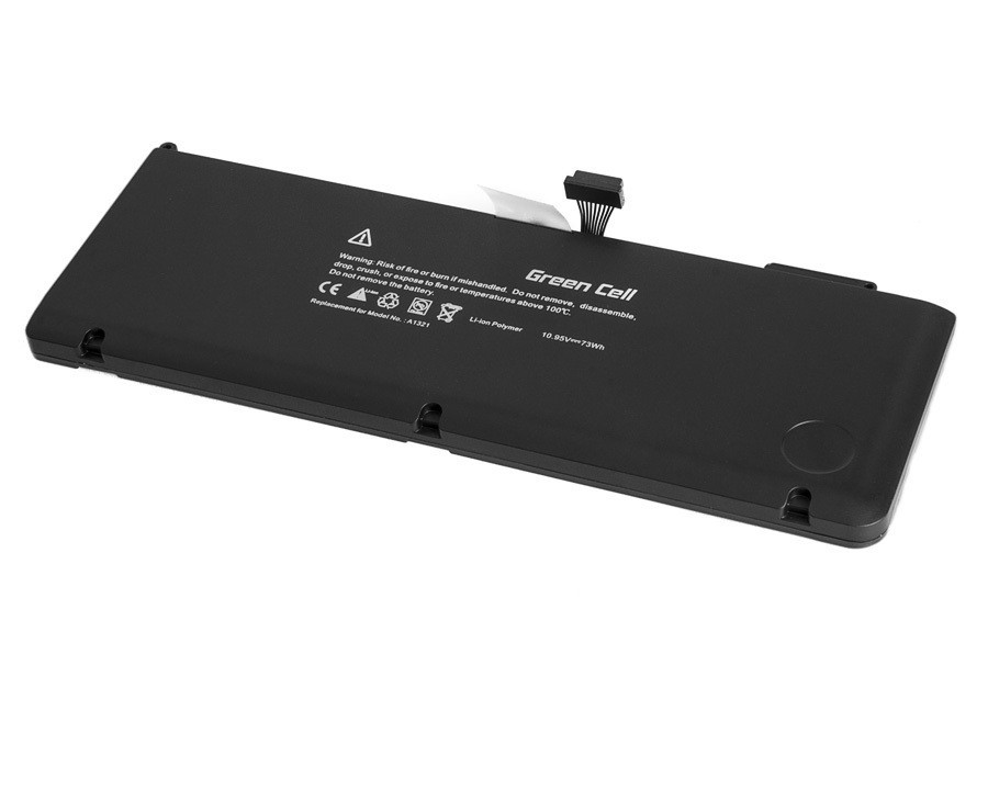 Green Cell Baterie pro Apple Macbook Pro 15 A1286 2009-2010 / 11,1V 5200mAh