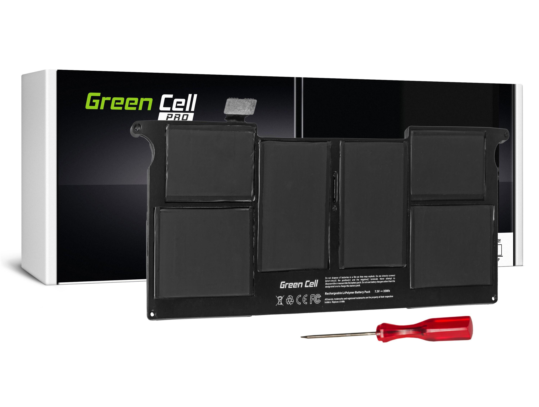 Green Cell AP11PRO Baterie Apple A1406/A1465/A1495/A1370/Apple MacBook Air 11 35Wh Li-Pol – neoriginální