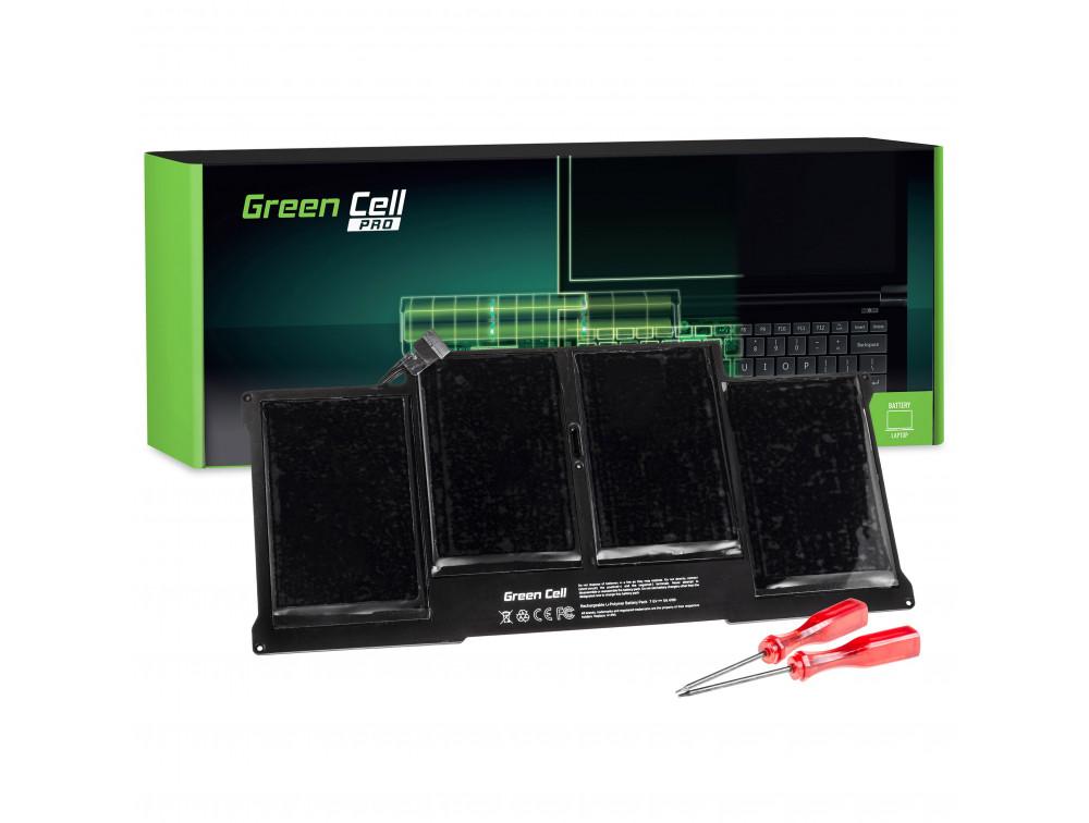 Green Cell Pro akkumulátor Apple Macbook Air 13 A1369 A1466 / 7,6V 7200mAh