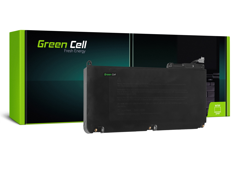 Green Cell Battery for Apple Macbook 13 A1342 2009-2010 / 11,1V 5200mAh