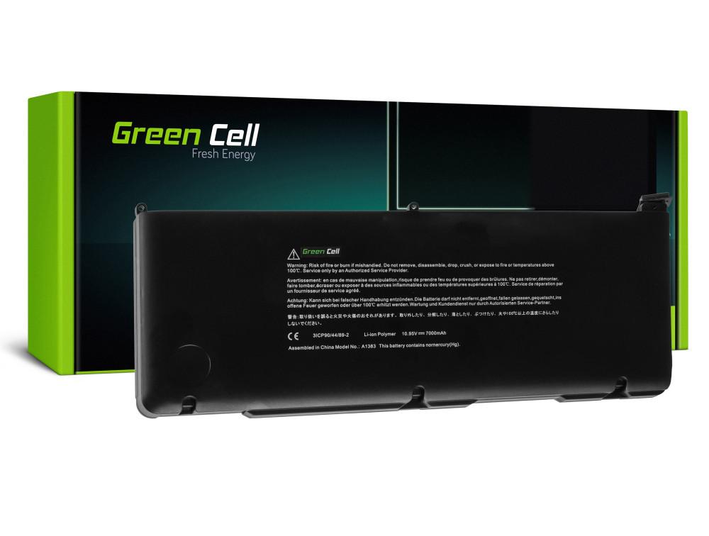 Green Cell akkumulátor Apple MacBook Pro 17 A1297 2011 / 10,95V 7000mAh