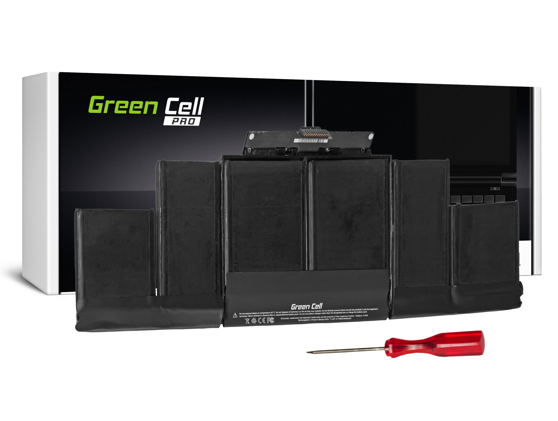 Green Cell AP22PRO Baterie Apple A1494/A1398/Apple MacBook Pro 15 95Wh Li-Pol – neoriginální