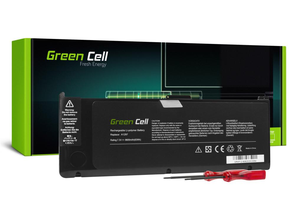 Green Cell A1309 laptop akku Apple MacBook Pro 17 A1297 (2009 ,2010)
