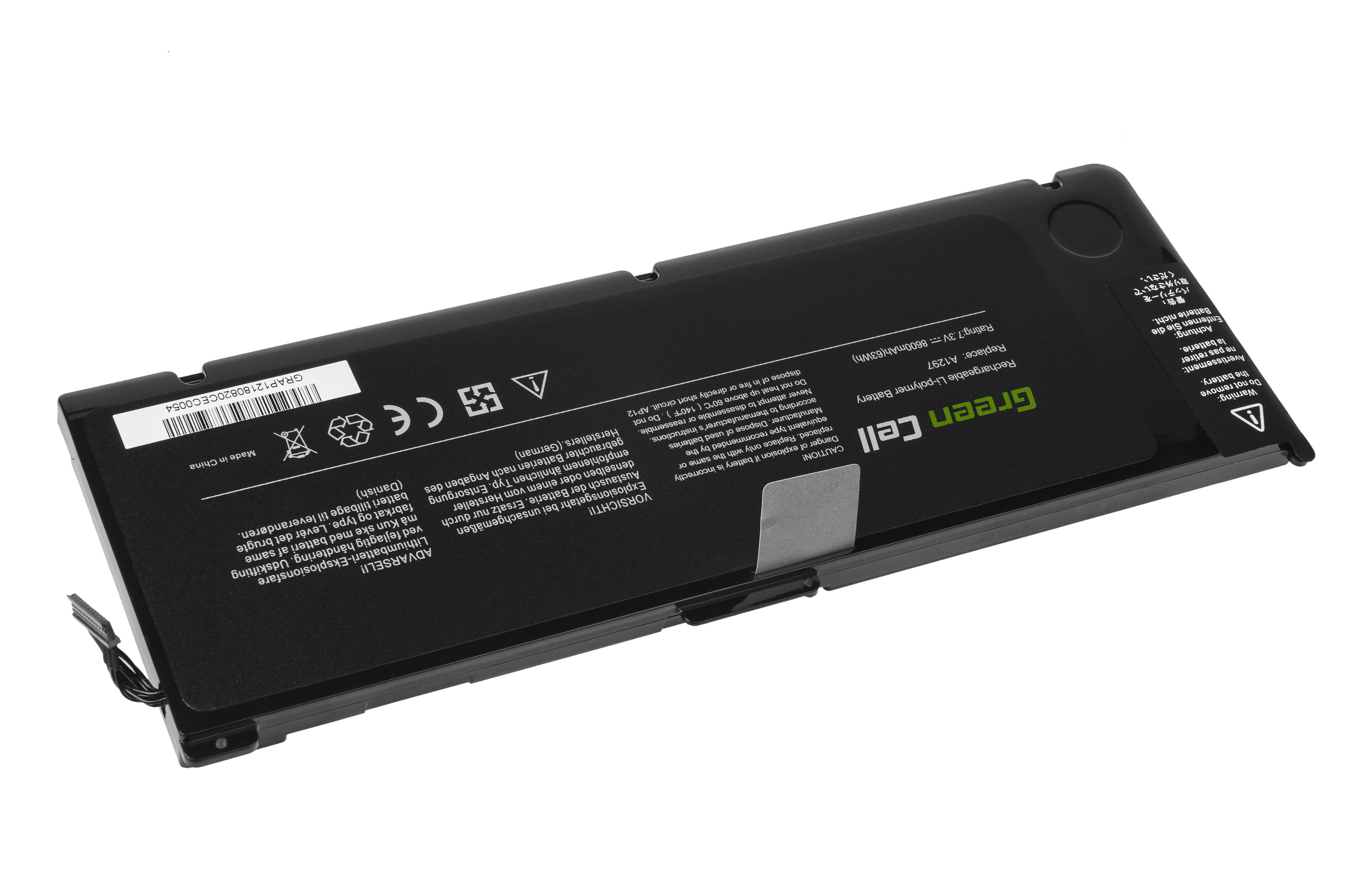 Green Cell A1309 Laptop Baterie pro Apple MacBook Pro 17 A1297 (Early 2009, Mid 2010)
