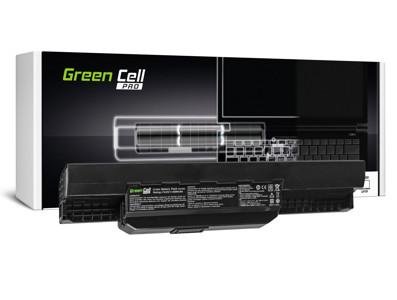 Green Cell AS04PRO Baterie Asus K53/K53E/K53S/K53SV/X53/X53S/X53U/X54/X54C/X54H 5200mAh Li-ion - neoriginální