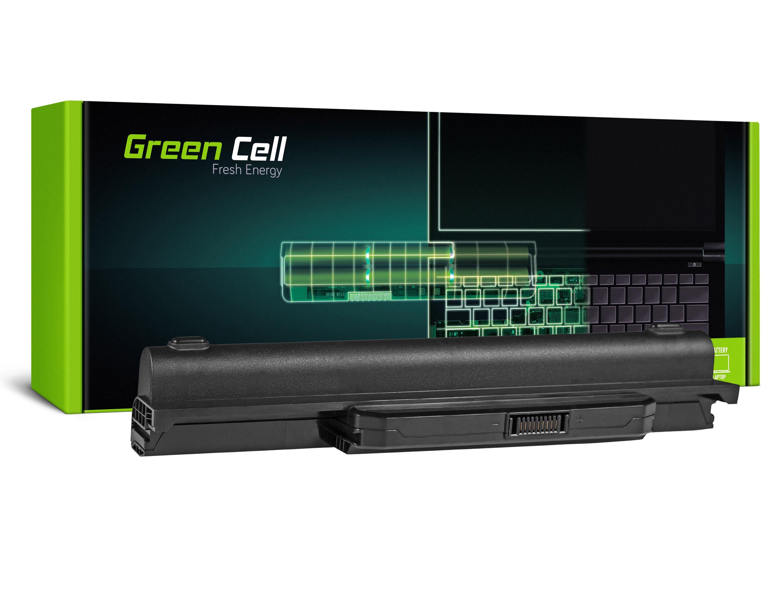 Green Cell AS05 Baterie Asus K53/K53E/K53S/K53SV/X53/X53S/X53U/X54/X54C/X54H 6600mAh Li-ion - neoriginální