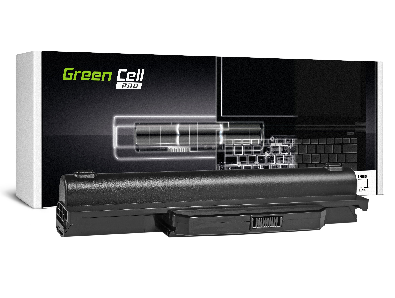 Green Cell AS05PRO Baterie Asus K53/K53E/K53S/K53SV/X53/X53S/X53U/X54/X54C/X54H 7800mAh Li-ion - neoriginální
