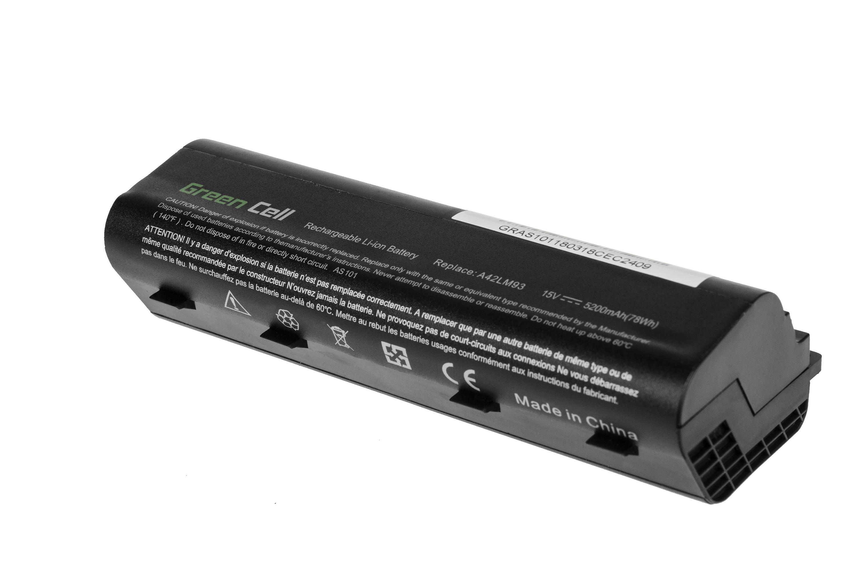 Green Cell Baterie pro Asus ROG G751 / 15V 5200mAh