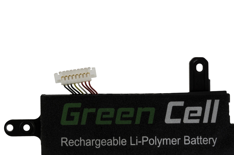Green Cell AS102 Baterie Asus Zenbook UX305L/UX305LA/UX305U/UX305UA 4500mAh Li-Pol – neoriginální