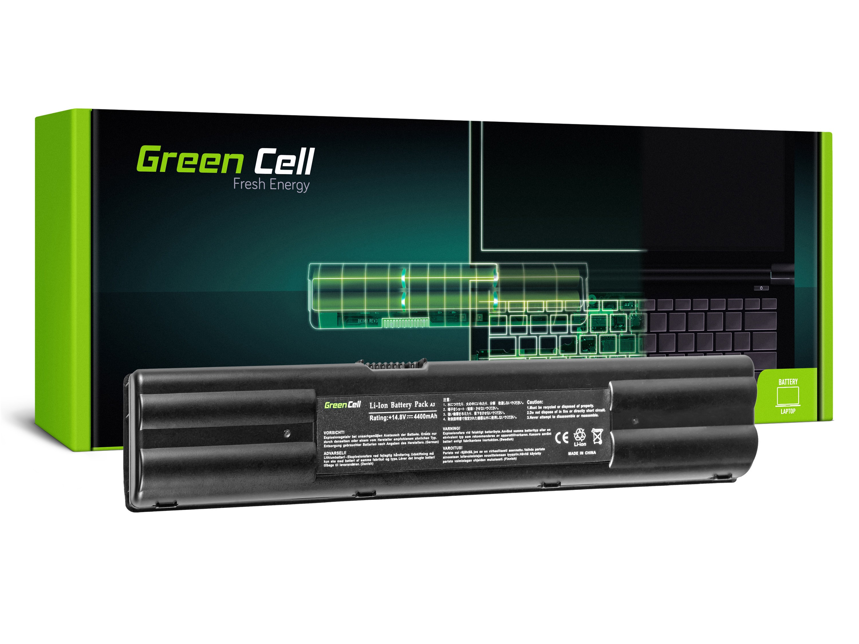 Green Cell Baterie pro Asus A3 A3A A3000 A6 A6M A6R A6000 A7 G1 G2 / 14,4V 4400mAh