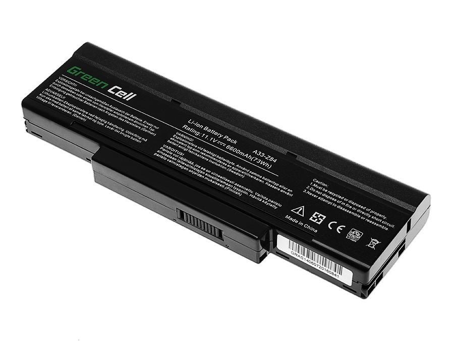 Green Cell Baterie pro Asus A9 S9 S96 Z62 Z9 Z94 Z96 / 11,1V 6600mAh