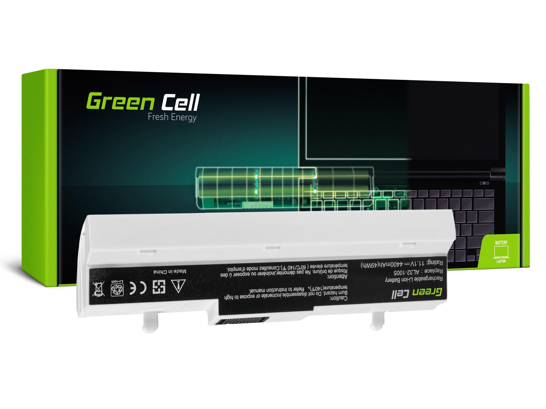 Green Cell AS19 Baterie Asus AL32-1005/Asus EEE PC 1001/1001P/1005/1005HA/1101 4400mAh Li-ion - neoriginální