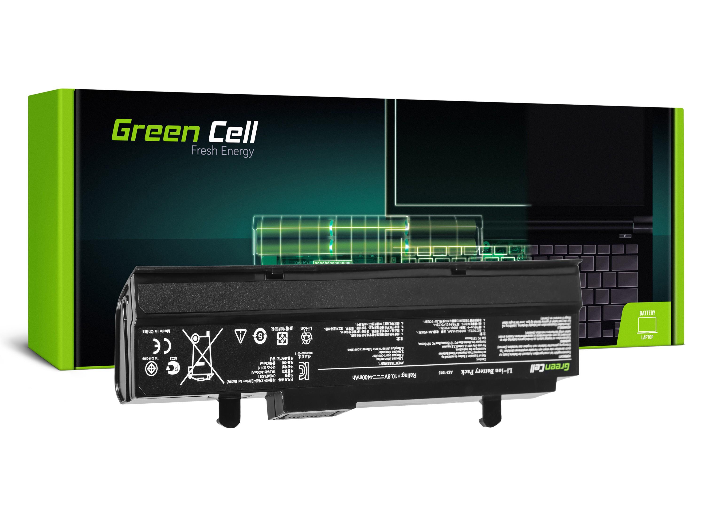 Green Cell Baterie pro Asus Eee-PC 1015 1215 1215N 1215B (černá) / 11,1V 4400mAh