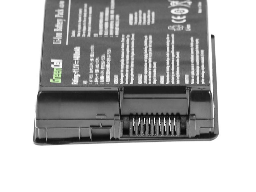 Green Cell AS24 Baterie Asus F50/F50Q/F50Z/F80S/N60/X60/X61/X61S/X61Z/X61SL 4400mAh Li-ion - neoriginální