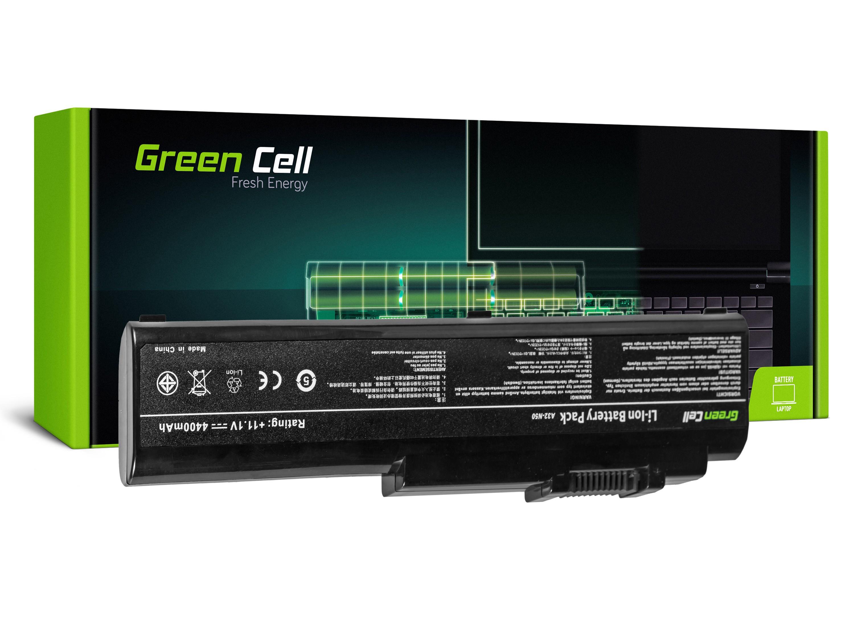 Green Cell AS27 Baterie Asus N50/N50V/N50VC/N50VN/N50TP/N51 4400mAh Li-ion - neoriginální