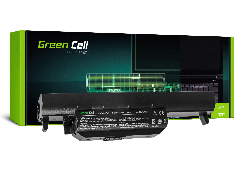 Green Cell AS37 Baterie Asus R400/R500/R500V/R700/K55/K55A/K55VD/K55VJ/K55VM 4400mAh Li-ion - neoriginální