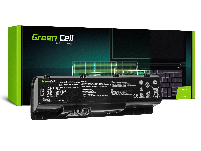 Green Cell Baterie pro Asus N45 N55 N55S N75 N75E N75S / 11,1V 4400mAh