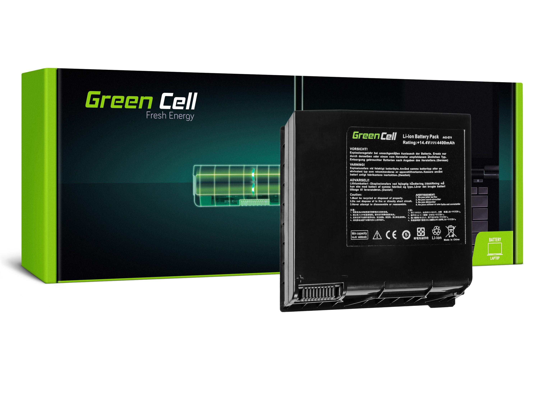 Green Cell Baterie pro Asus G74 G74S G74J / 14,4V 4400mAh