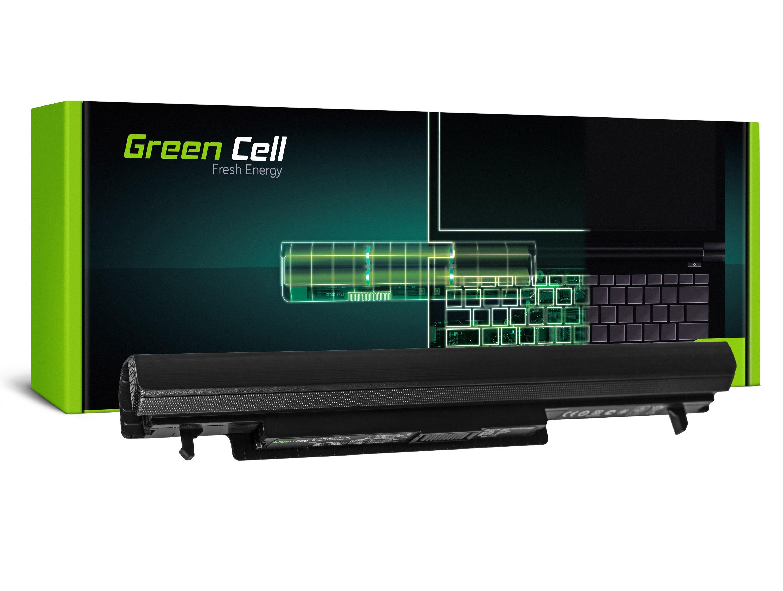 Green Cell AS47 Baterie Asus K56/K56C/K56CA/K56CB/K56CM/K56CM/K56V/S56/S405 2200mAh Li-ion - neoriginální