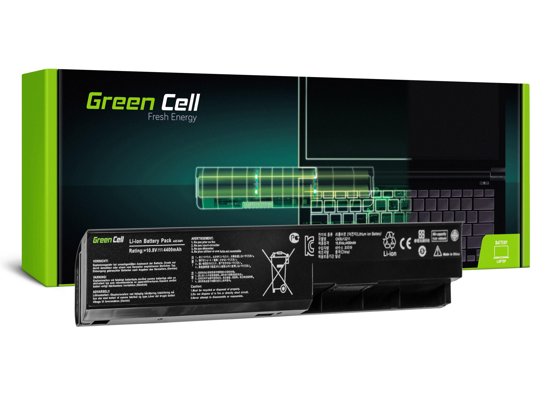 Green Cell AS49 Baterie Asus X301/X301A/X401/X401A/X401U/X501/X501A/X501A1/X501U 4400mAh Li-ion - neoriginální