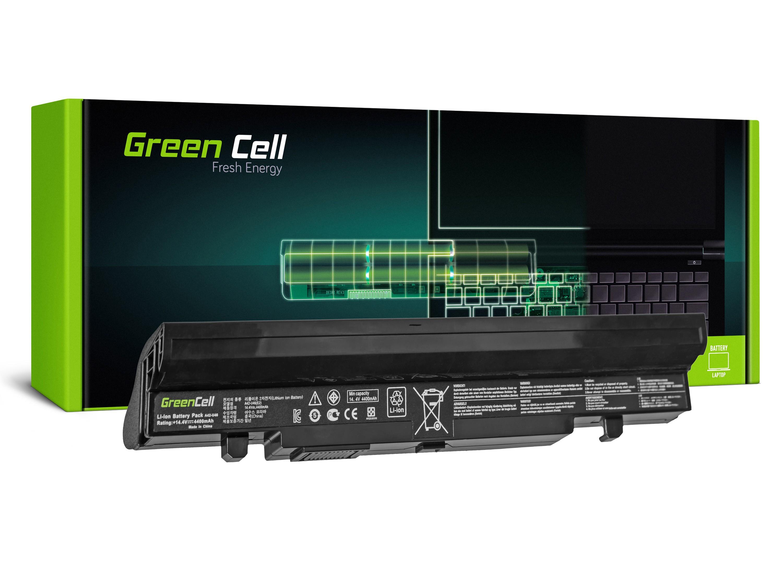 Green Cell PRO Baterie pro Asus U46 U47 U56 / 14,4V 4400mAh