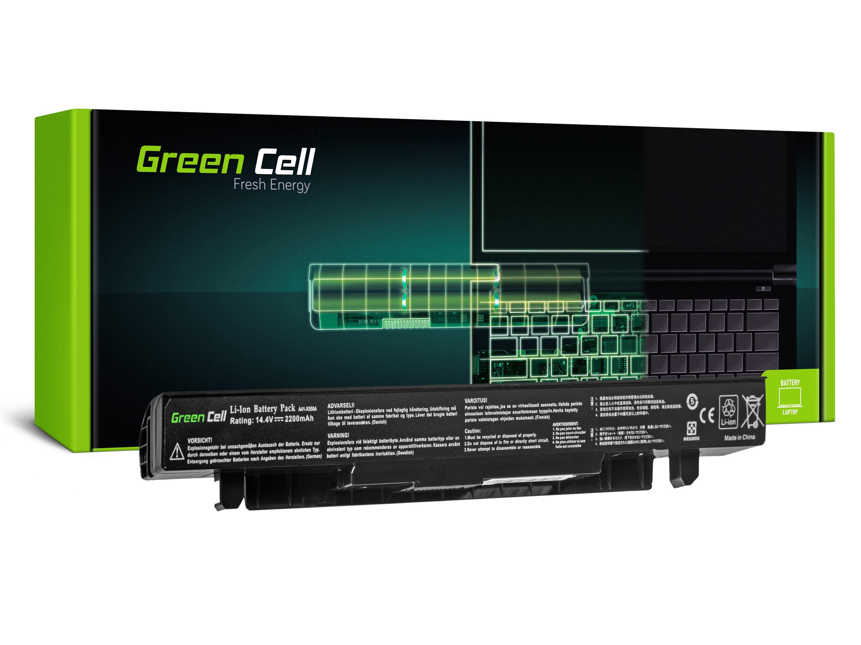 Green Cell AS58 Baterie Asus A450/A550/R510/R510CA/X550/X550CA/X550CC/X550VC 2200mAh Li-ion - neoriginální