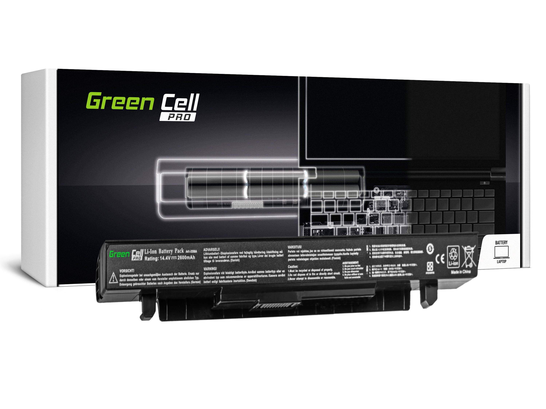 Green Cell AS58PRO Baterie Asus A450/A550/R510/R510CA/X550/X550CA/X550CC/X550VC 2600mAh Li-ion - neoriginální