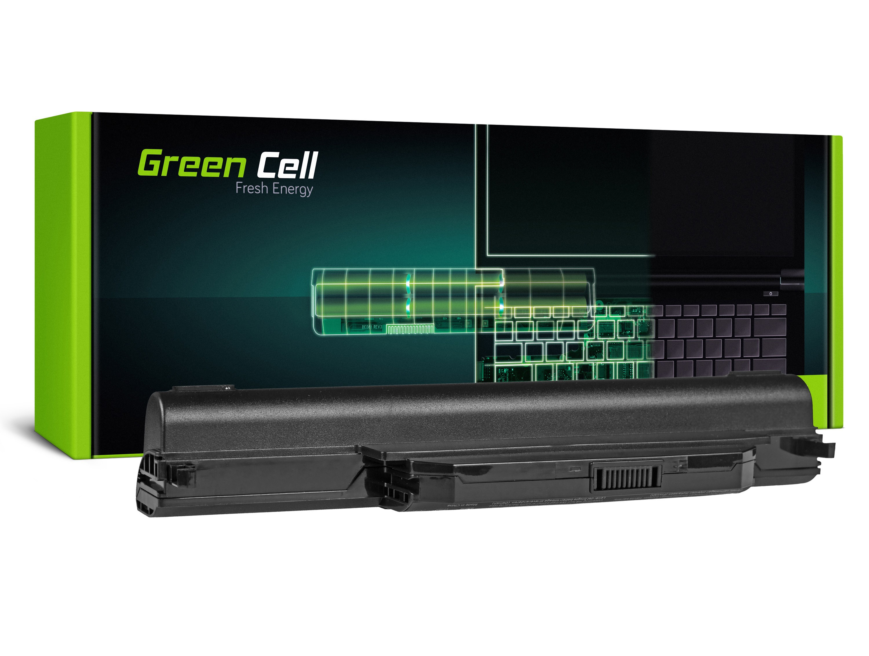 Green Cell AS69 Baterie Asus R400/R500/R500V/R500V/R700/K55/K55A/K55VD/K55VJ/K55VM 6600mAh Li-ion - neoriginální