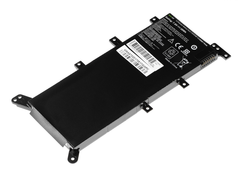 Green Cell AS70 Baterie Asus A555/A555L/F555/K555/R556/X555/X555L/C21N1347 4000mAh Li-ion - neoriginální