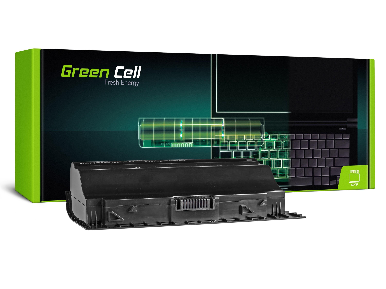 Green Cell AS74 Baterie Asus G75/G75V/G75VW/G75VX/G75VX/A42-G75 4400mAh Li-ion - neoriginální