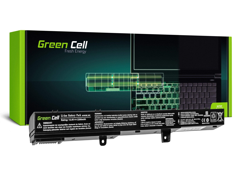 Green Cell AS75 Baterie Asus R508/R556LD/R509/X551/X551C/X551M/X551CA/X551MA 2200mAh Li-ion - neoriginální
