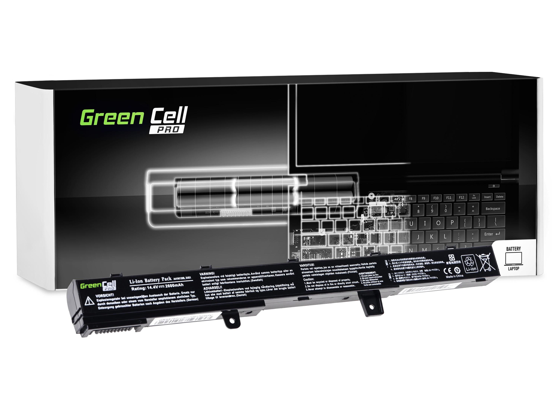 Green Cell AS75PRO Baterie Asus R508/R556LD/R509/X551/X551C/X551M/X551CA/X551MA 2600mAh Li-ion - neoriginální