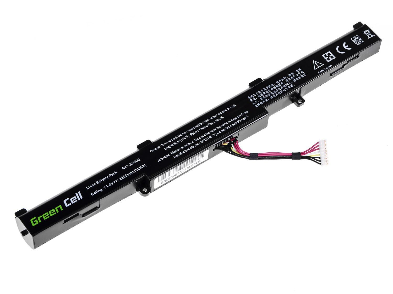 Green Cell AS77 Baterie Asus F550/F750/K550/K750/R510/R750/X550/X750 2200mAh Li-ion - neoriginální