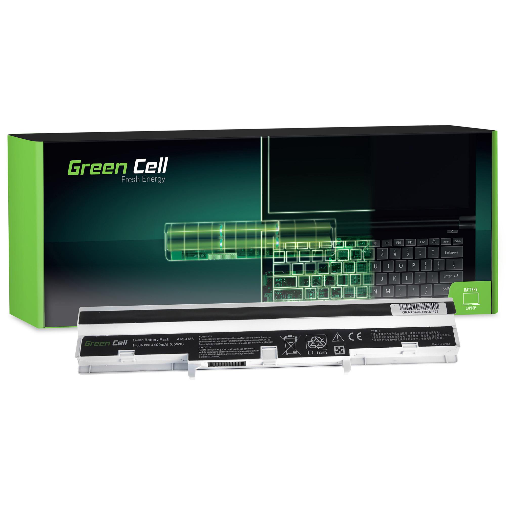 Green Cell AS79 Baterie Asus U32/U32J/U32U/U36/U36J/U36S/U36SD/U36SG/X32 4400mAh Li-ion - neoriginální