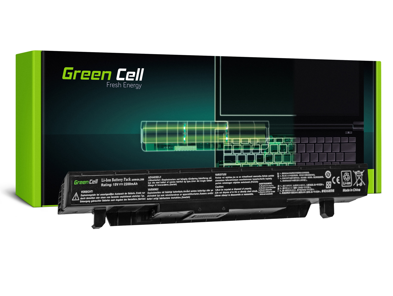 Green Cell AS84 Baterie Asus GL552 GL552J GL552JX GL552V GL552VW GL552VX ZX50 ZX50J ZX50V 2200mAh Li-ion - neoriginální