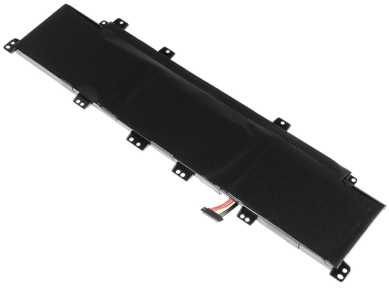 Green Cell Baterie pro Asus VivoBook S300 S300C S400 S400C X402 X402C / 11,1V 3500mAh