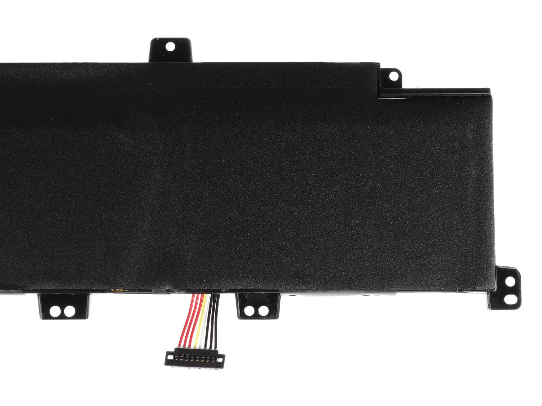 Green Cell AS87 Baterie Asus VivoBook S300 S300C S300CA S400 S400C S400CA X402 X402C 4000mAh Li-Pol – neoriginální